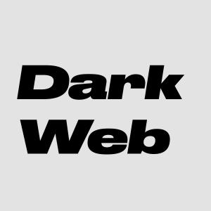 Dark web od A do Z