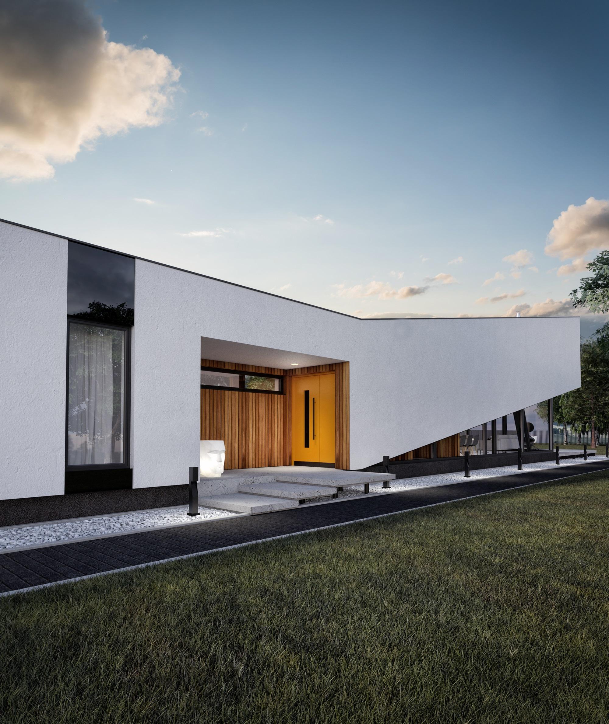 F5 - Najlepsze domy w Polsce: CWA House
