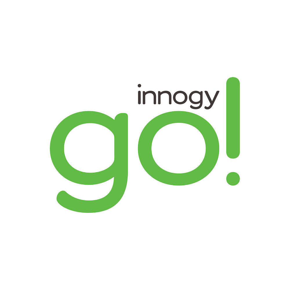 Logo of innogy go!