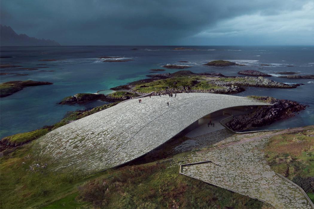 The Whale – zachwycający budynek duńskiej architektki
