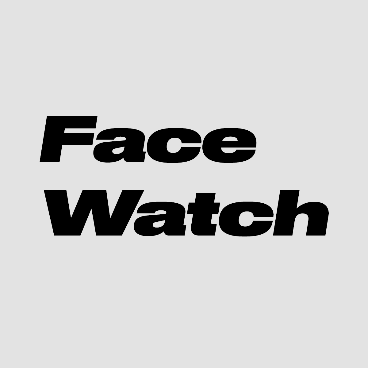 Logo of Facewatch