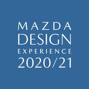 MAZDA DESIGN EXPERIENCE logo
