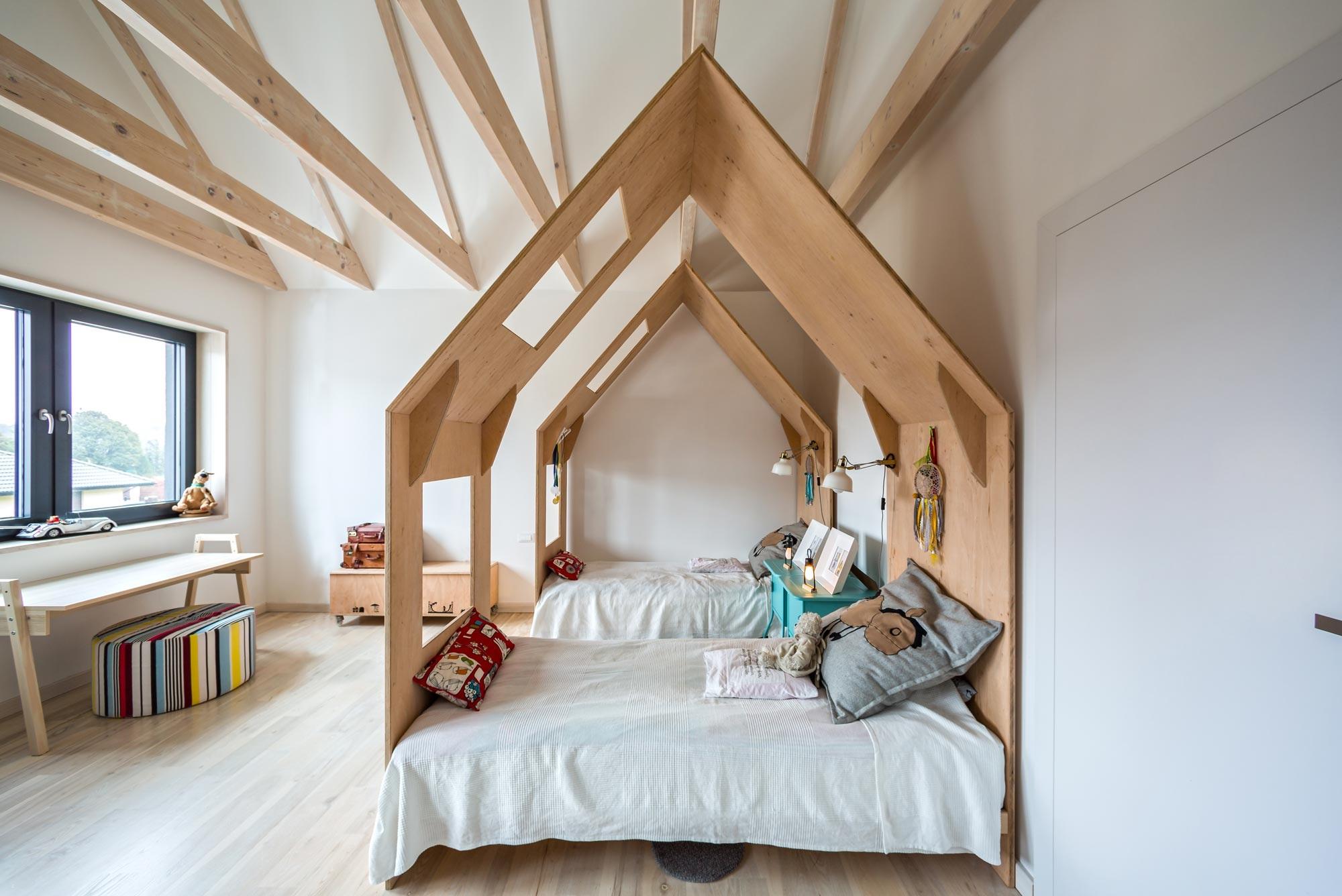 Najlepsze domy w Polsce: Jungle House   F5