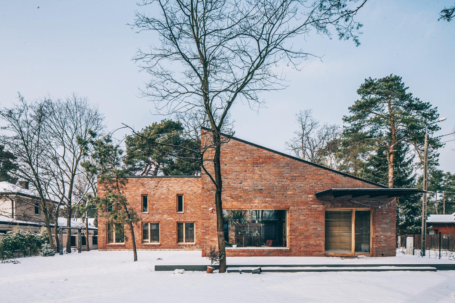 F5 - Najlepsze domy w Polsce: Naked House