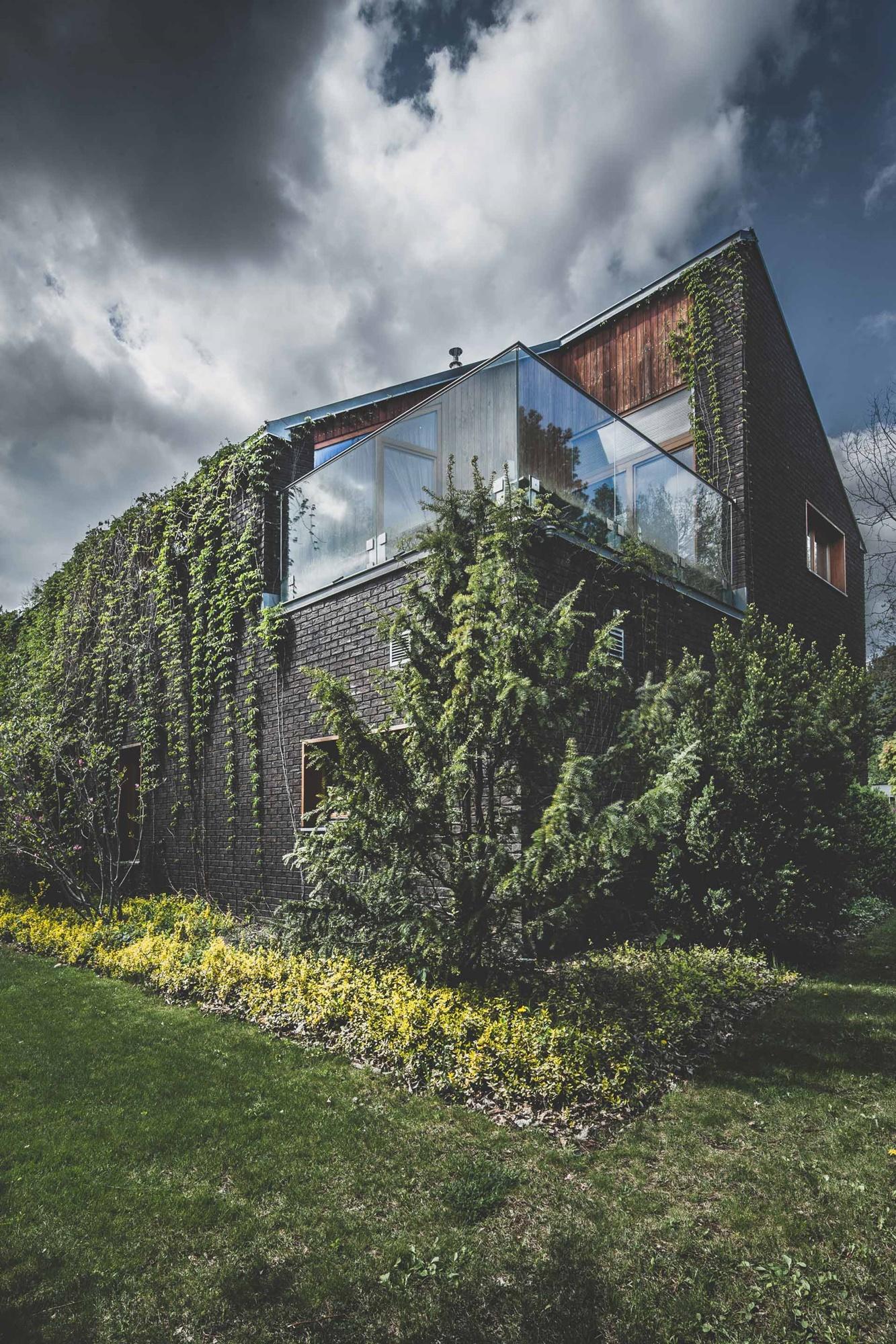 F5 - Najlepsze domy w Polsce: Jungle House