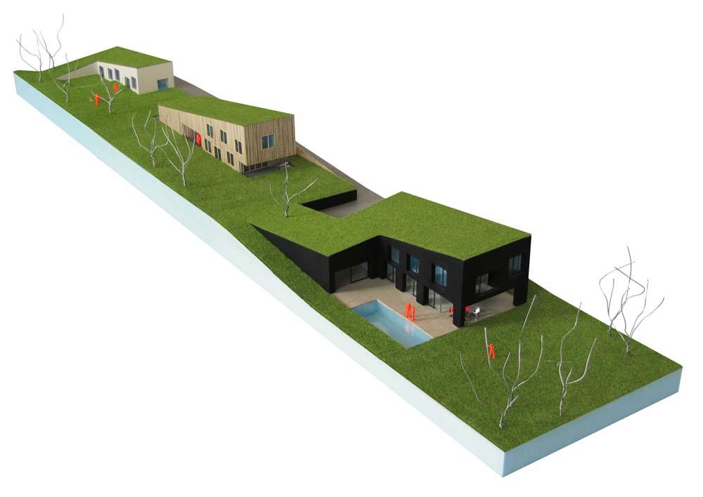 Domy sąsiedzkie w Rybniku