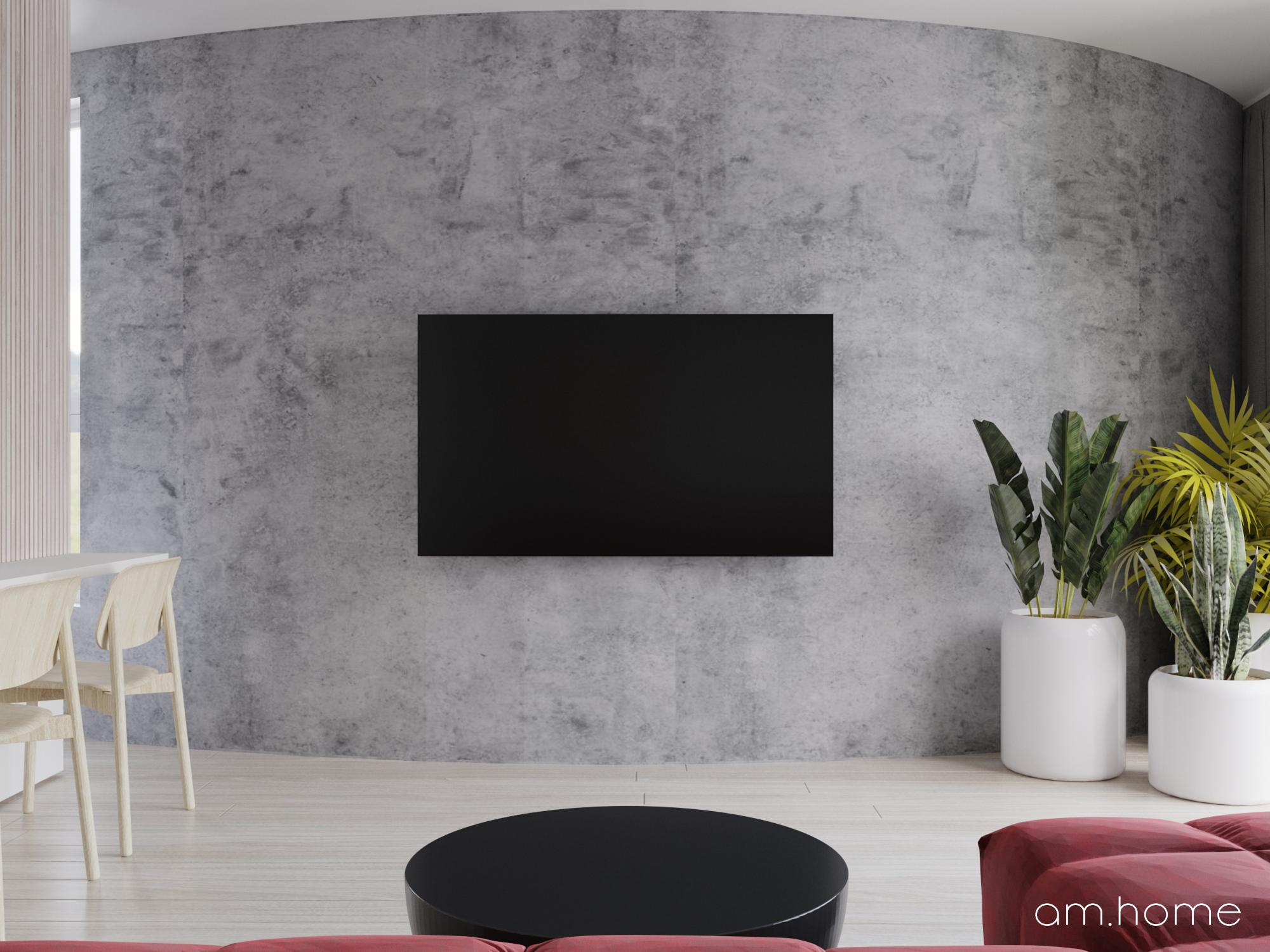 Małe przestrzenie: prosta i funkcjonalna kawalerka o pow. 40 m²