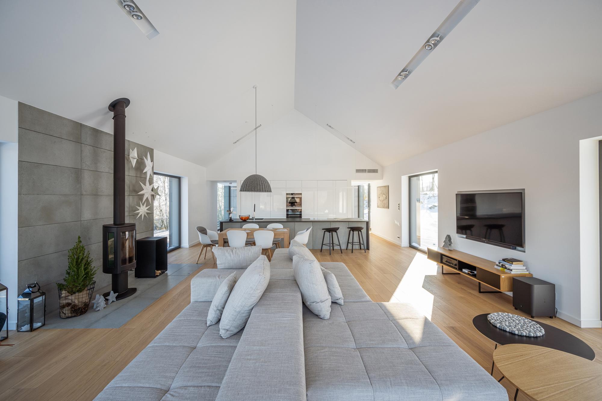 Najlepsze domy w Polsce: Dom w górach
