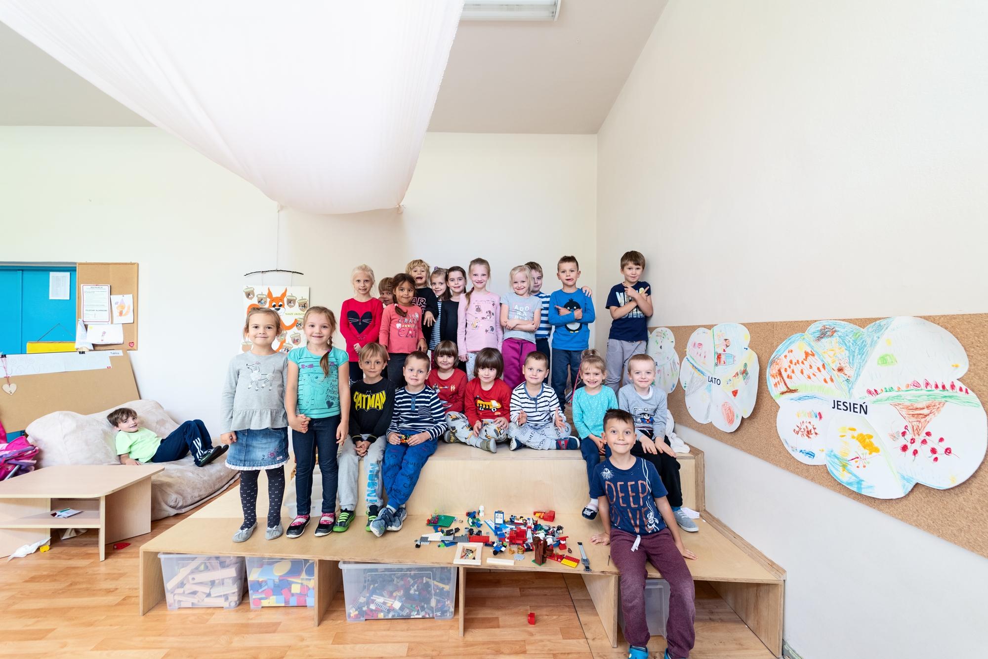 Przedszkola w Poznaniu