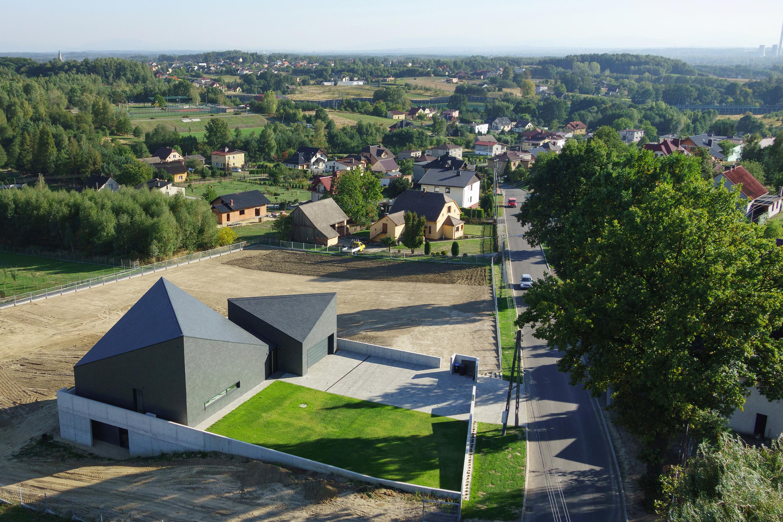 Najlepsze domy w Polsce: Dom w Krostoszowicach