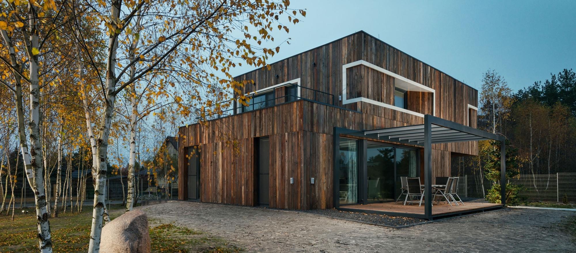 Najlepsze domy w Polsce: Dom w Żabiej Woli