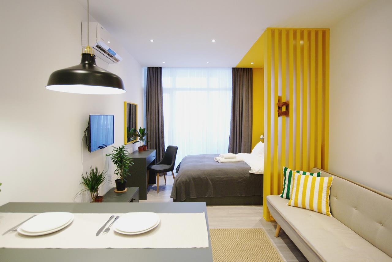 Banana Apartments