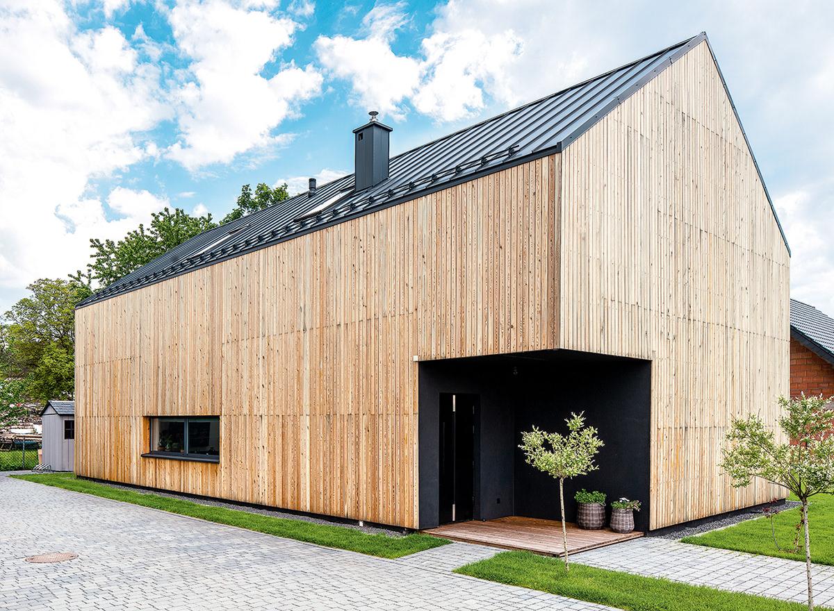 Najlepsze domy w Polsce: dom w Czeladzi