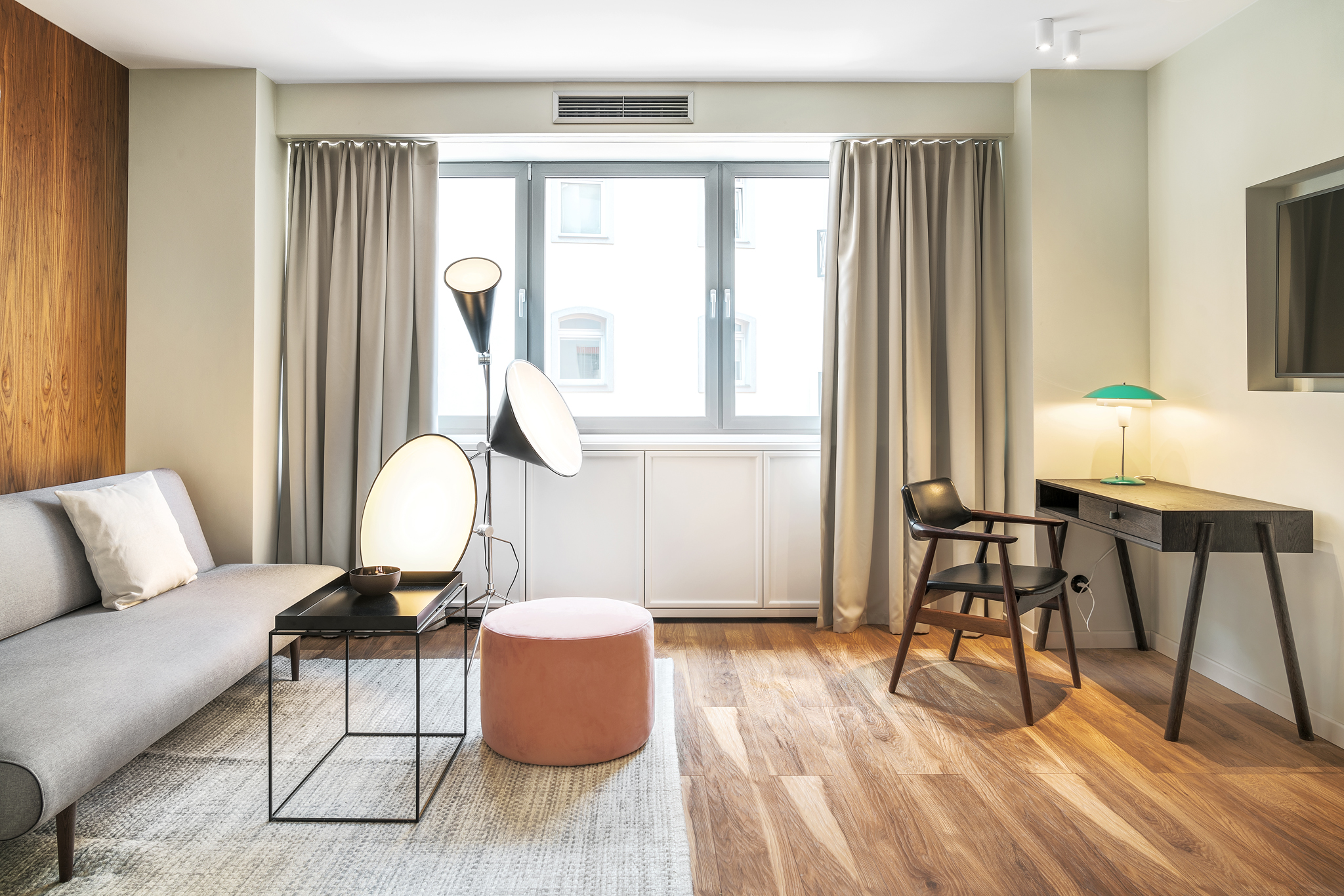 mieszkanie inspirowane Gdańskiem