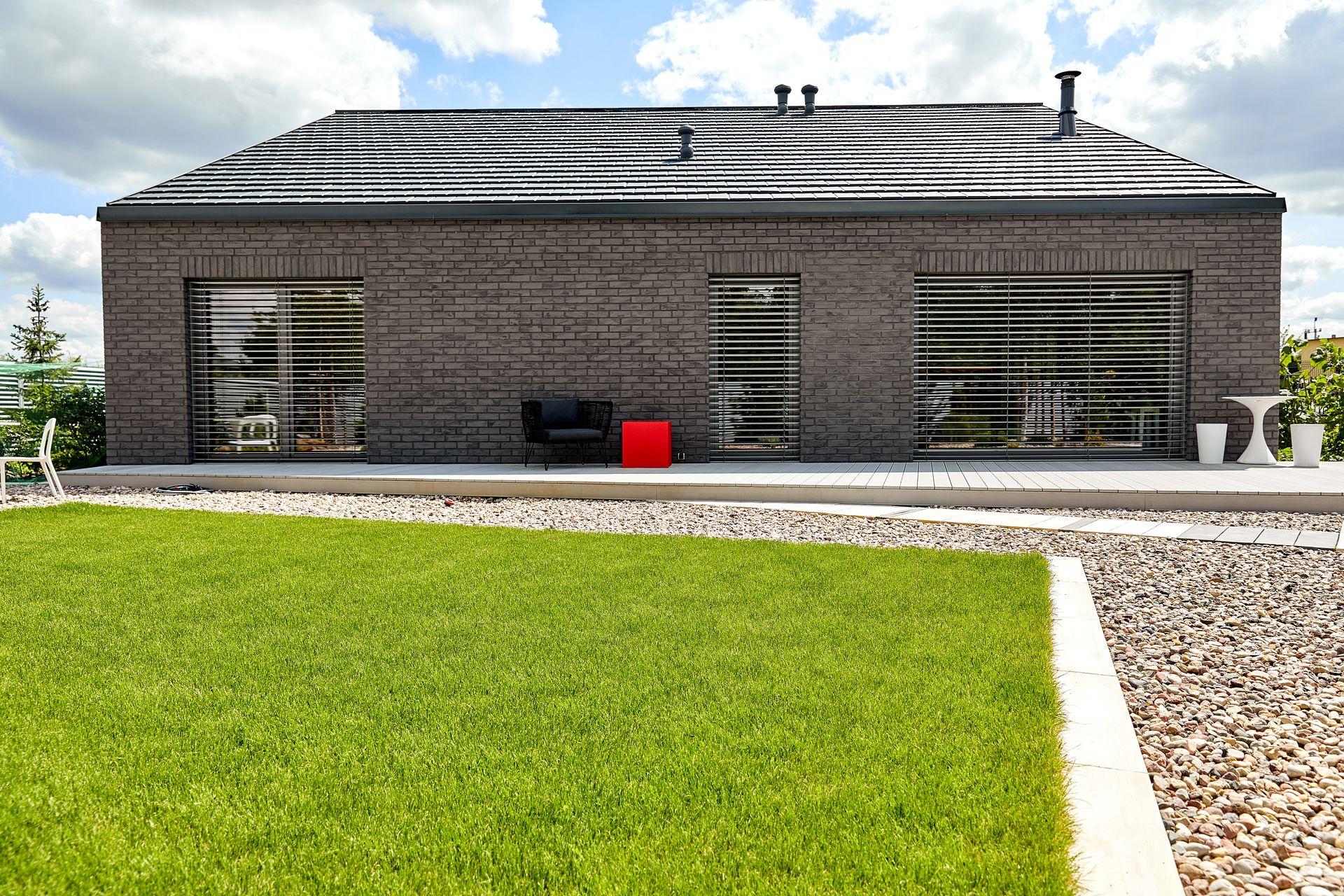 Dom zerokosztowy eureka architekci